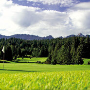 Golf in Seefeld