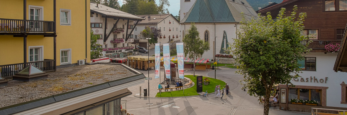 webcam seefeld in tirol dorfplatz